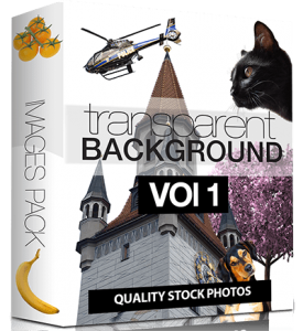 100 Royalty-Free with PLR & Resell Rights Stock Images with Transparent Background