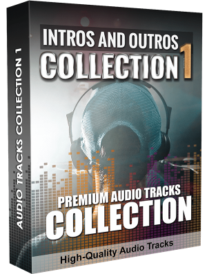 Intros and Outros Audio Tracks Collection 1