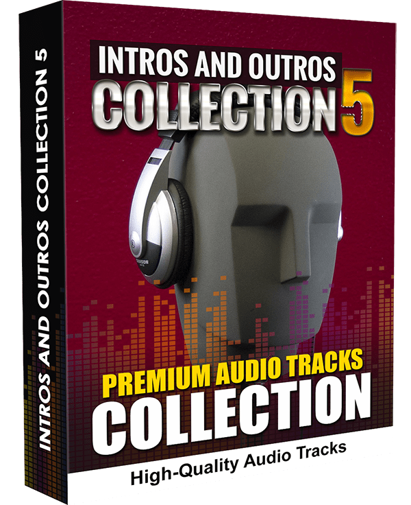 Intros and Outros Audio Tracks Collection 5