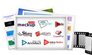 Video-App Suite with 8-in-one Ready Made Video Software