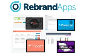 Rebrand Apps - 4-in-One Software with White Label & Resell Rights