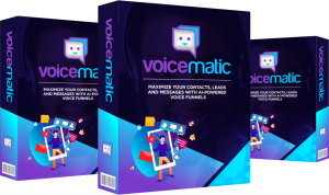 AI Powered Technology Voicematic-Voice Autoresponder