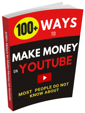 100 Ways to Make Money on Youtube Outside Youtube Monetization Program with Less Views and Subscribers