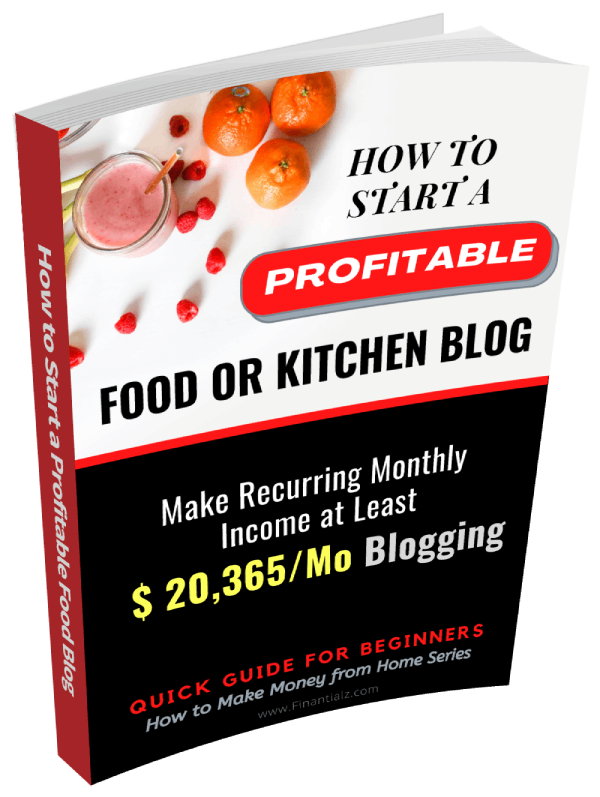 How to Start a Profitable Blog and Make Money at Least $ 20,365 Recurring Income Monthly