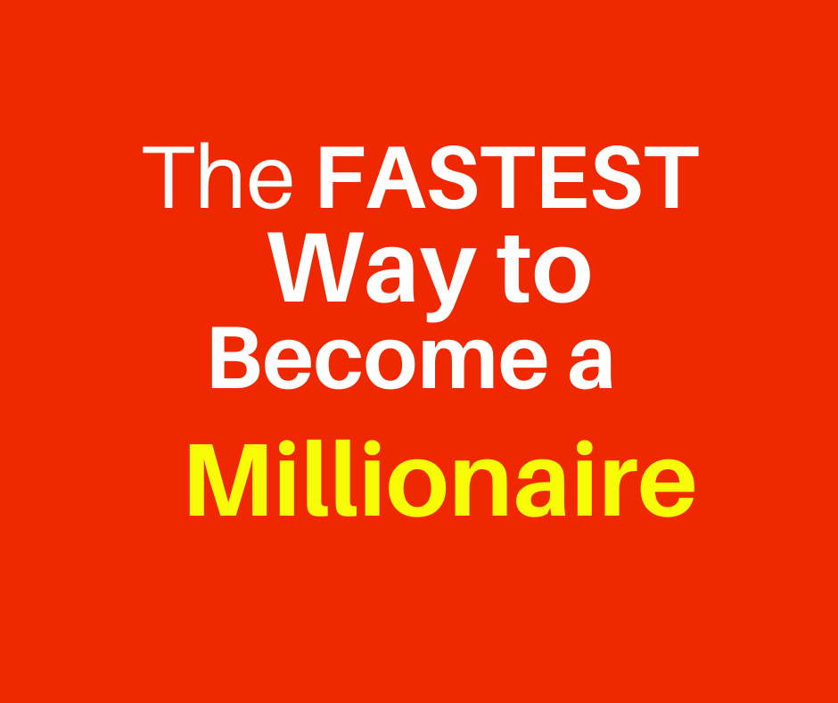 The Fastest Way to Become a Millionaire Online in 2021